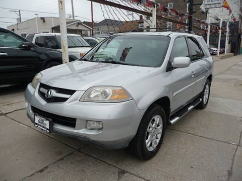 2004 Acura MDX for sale at CAR CENTER INC in Chicago IL