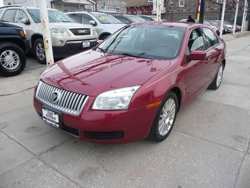2006 Mercury Milan V6 Premier In Chicago Il Car Center