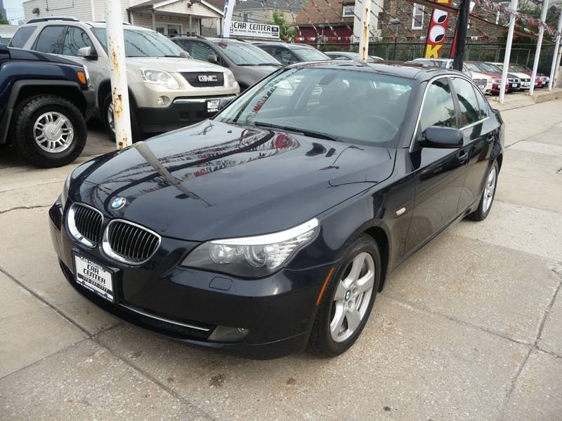 2008 BMW 5 Series for sale at CAR CENTER INC in Chicago IL