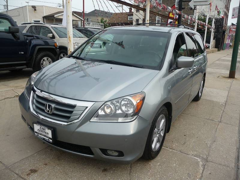 2008 Honda Odyssey For Sale At Car Center In Chicago IL