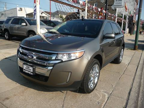 2013 Ford Edge for sale at CAR CENTER INC in Chicago IL