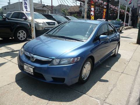 2010 Honda Civic for sale at Car Center in Chicago IL
