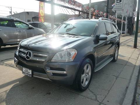 2010 Mercedes-Benz GL-Class for sale at CAR CENTER INC in Chicago IL