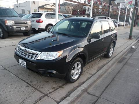 2012 Subaru Forester for sale at Car Center in Chicago IL