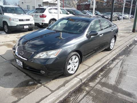 2008 Lexus ES 350 for sale at Car Center in Chicago IL