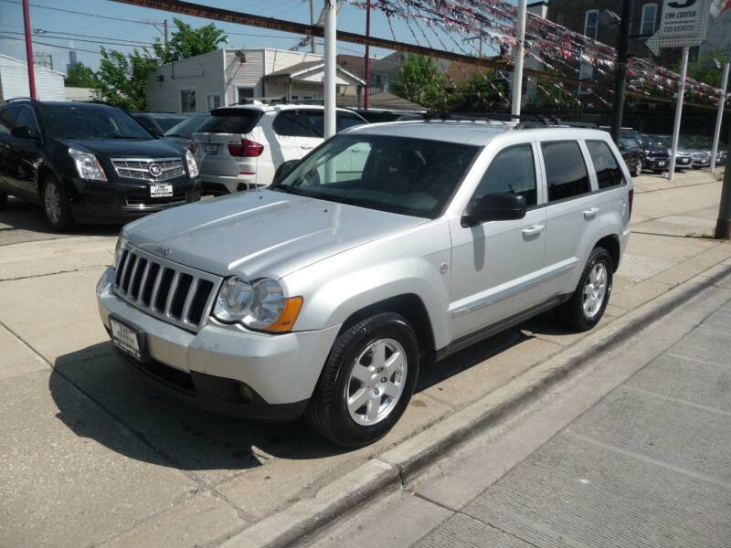 2010 Jeep Grand Cherokee for sale at Car Center in Chicago IL