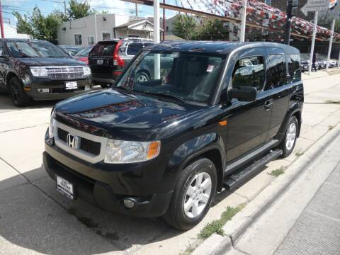 2010 Honda Element for sale at Car Center in Chicago IL