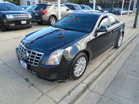 2012 Cadillac CTS for sale at Car Center in Chicago IL