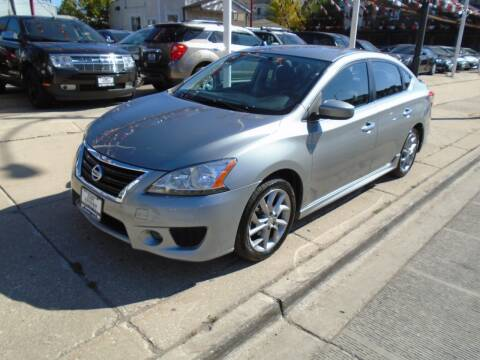 2013 Nissan Sentra for sale at Car Center in Chicago IL