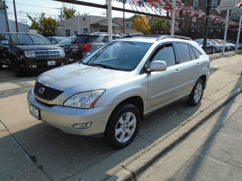2004 Lexus RX 330 for sale at Car Center in Chicago IL