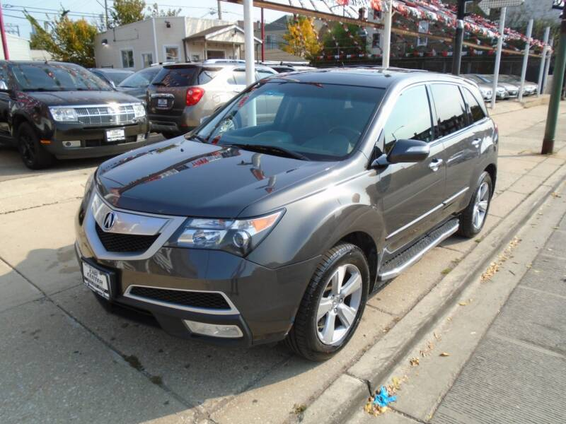 2011 Acura MDX for sale at Car Center in Chicago IL