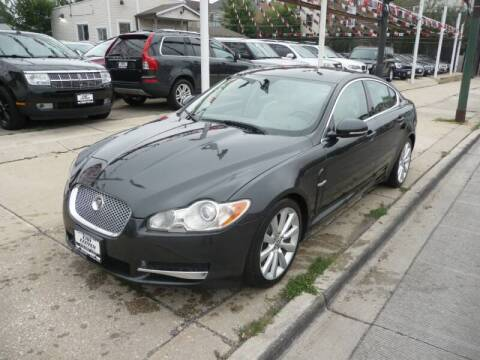 2011 Jaguar XF for sale at Car Center in Chicago IL