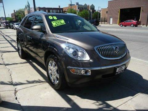 2008 Buick Enclave for sale at CAR CENTER INC in Chicago IL