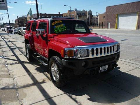 2006 HUMMER H3 for sale at CAR CENTER INC in Chicago IL
