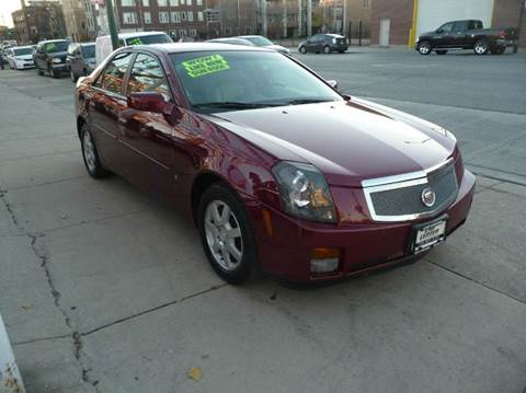 2006 Cadillac CTS for sale at CAR CENTER INC in Chicago IL