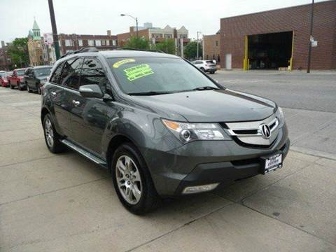 2008 Acura MDX for sale at CAR CENTER INC in Chicago IL