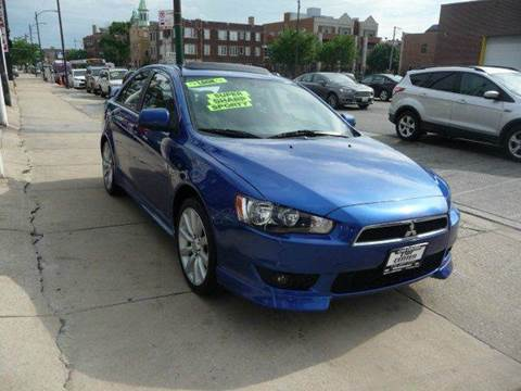 2009 Mitsubishi Lancer for sale at Car Center in Chicago IL