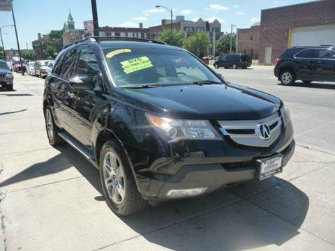 2007 Acura MDX for sale at CAR CENTER INC in Chicago IL