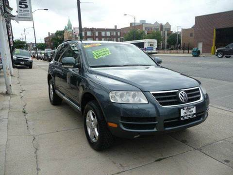 2005 Volkswagen Touareg for sale in Chicago, IL