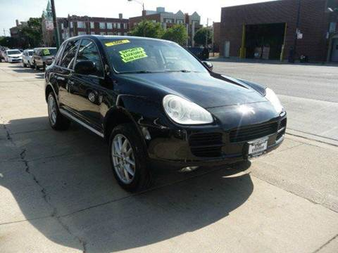2004 Porsche Cayenne for sale at CAR CENTER INC in Chicago IL