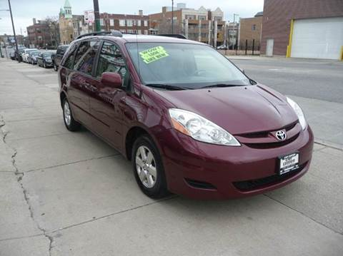2008 Toyota Sienna for sale at CAR CENTER INC in Chicago IL