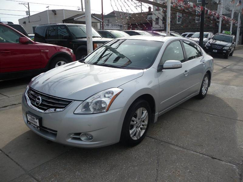 2012 nissan altima 2 5 sl in chicago il car center. Black Bedroom Furniture Sets. Home Design Ideas