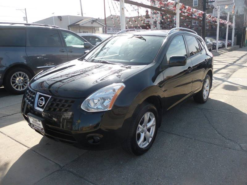 2008 Nissan Rogue For Sale At Car Center In Chicago IL