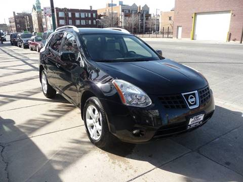 used 2008 nissan rogue for sale in illinois. Black Bedroom Furniture Sets. Home Design Ideas