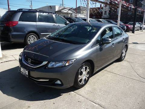 2013 Honda Civic for sale at Car Center in Chicago IL