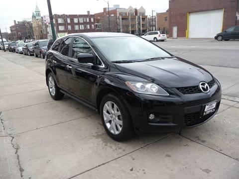 2007 Mazda CX-7 for sale at Car Center in Chicago IL