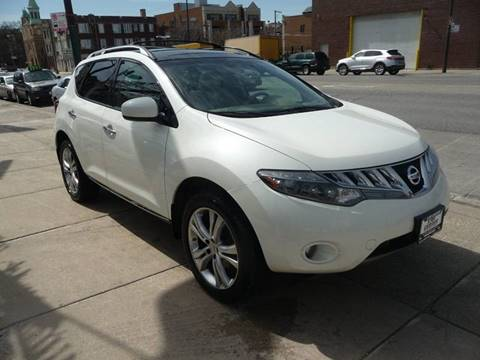 2009 Nissan Murano for sale at CAR CENTER INC in Chicago IL