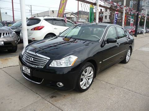 2008 Infiniti M35 for sale at Car Center in Chicago IL