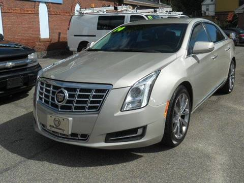 2014 Cadillac Xts For Sale In Cumberland Ri Carsforsale Com