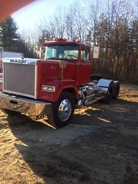 1988 Mack SUPERLINER RW713