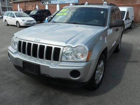 2005 Jeep Grand Cherokee for sale in Methuen, MA