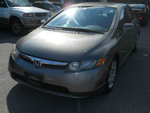 2006 Honda Civic for sale at MOTTA AUTO SALES in Methuen MA