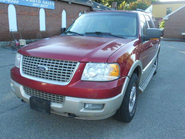 2005 Ford Expedition for sale at MOTTA AUTO SALES in Methuen MA