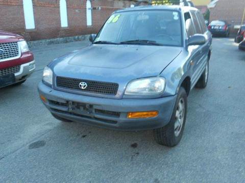 1996 Toyota RAV4 for sale at MOTTA AUTO SALES in Methuen MA