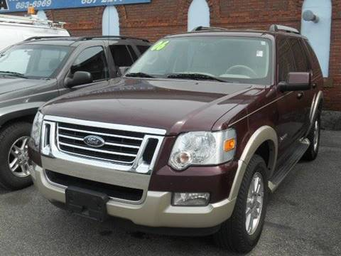 2006 Ford Explorer for sale in Methuen, MA
