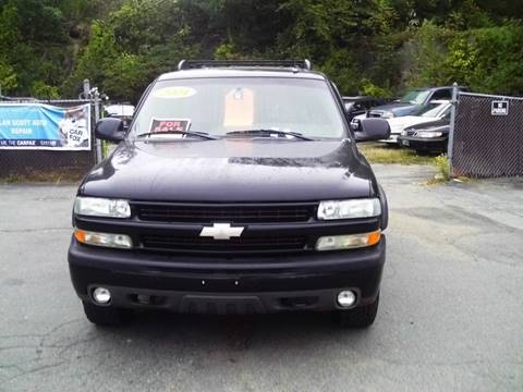 2004 Chevrolet Tahoe for sale in Brattleboro, VT
