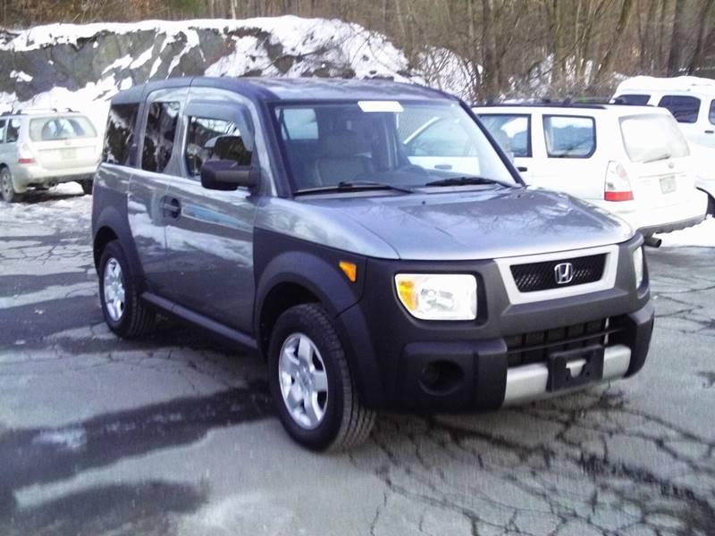 2005 Honda Element AWD EX 4dr SUV - Brattleboro VT