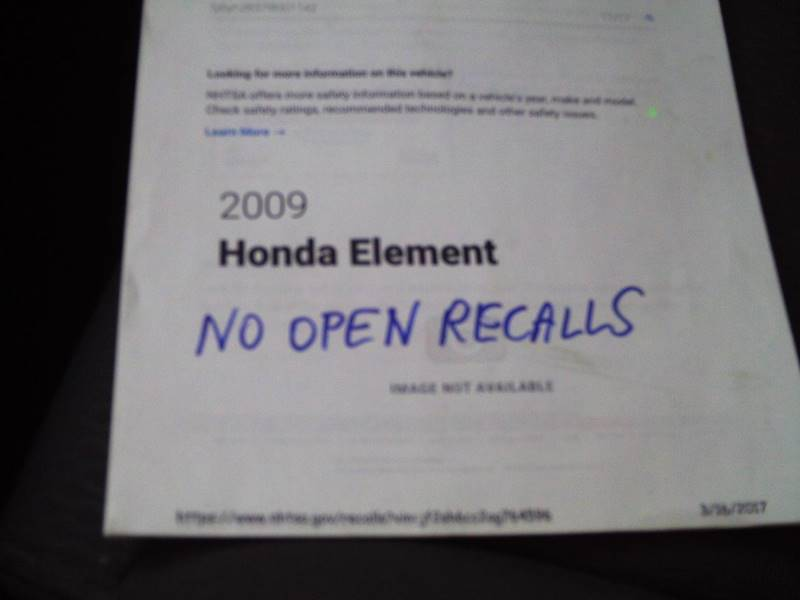 2009 Honda Element AWD LX 4dr SUV 5A - Brattleboro VT