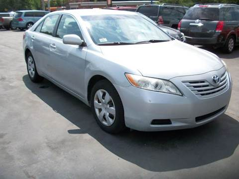 2007 Toyota Camry for sale at MATTESON MOTORS in Raynham MA