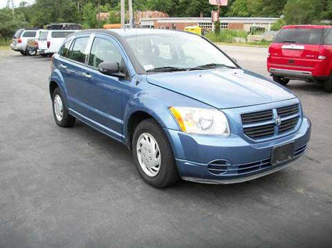 2007 Dodge Caliber for sale at MATTESON MOTORS in Raynham MA