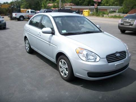 2010 Hyundai Accent for sale at MATTESON MOTORS in Raynham MA