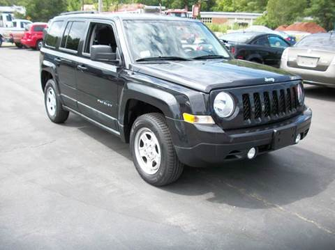 2011 Jeep Patriot for sale at MATTESON MOTORS in Raynham MA