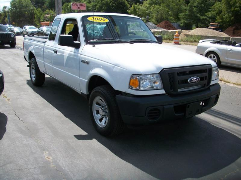 2009 Ford Ranger for sale at MATTESON MOTORS in Raynham MA