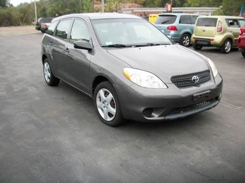 2005 Toyota Matrix for sale at MATTESON MOTORS in Raynham MA