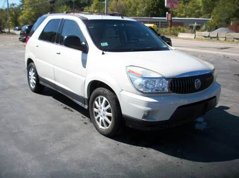 2006 Buick Rendezvous for sale at MATTESON MOTORS in Raynham MA