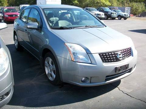 2009 Nissan Sentra for sale at MATTESON MOTORS in Raynham MA